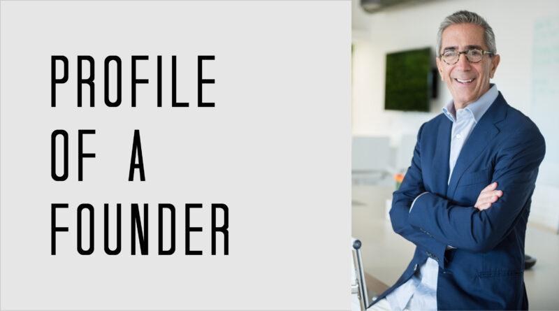 Profile of a Founder - David Tashjian of Tippy