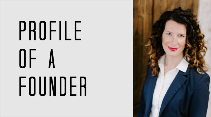 Profile of a Founder - Amy Brown of Authenticx
