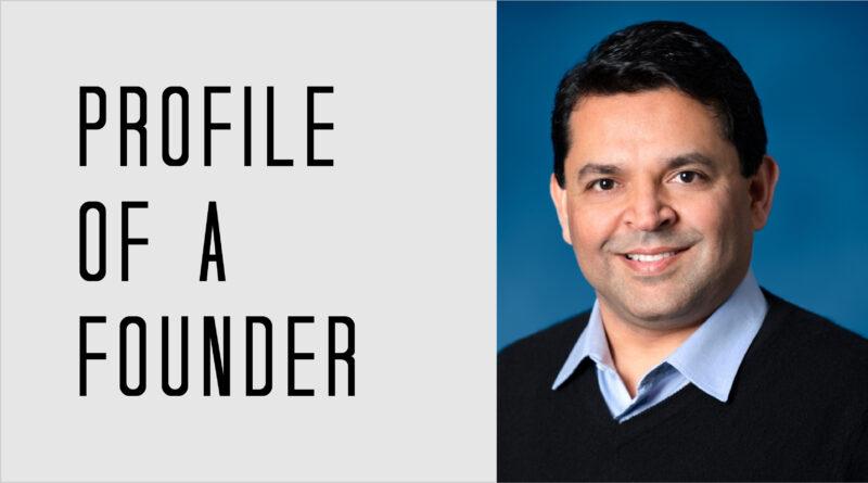 Profile of a Founder - Kalpesh Kapadia of Deserve