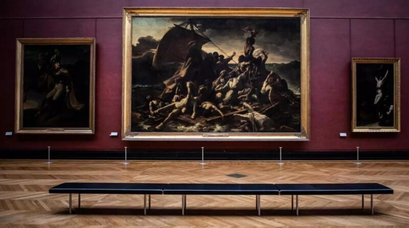 Louvre Museum Makes Its Entire Collection Available Online