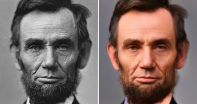 Photo Colorizing Process Gives Incredibly Lifelike Results