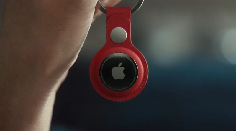 Apple Announces $29 AirTag, a New Tile-Like Item Tracker