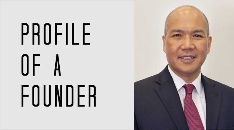 Profile of a Founder - Peter Esparrago of FinLocker