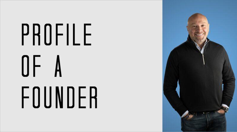 Profile of a Founder - Raffaele Mautone of AaDya Security