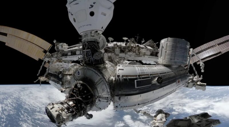Soon You Can Experience A Spacewalk Through Virtual Reality