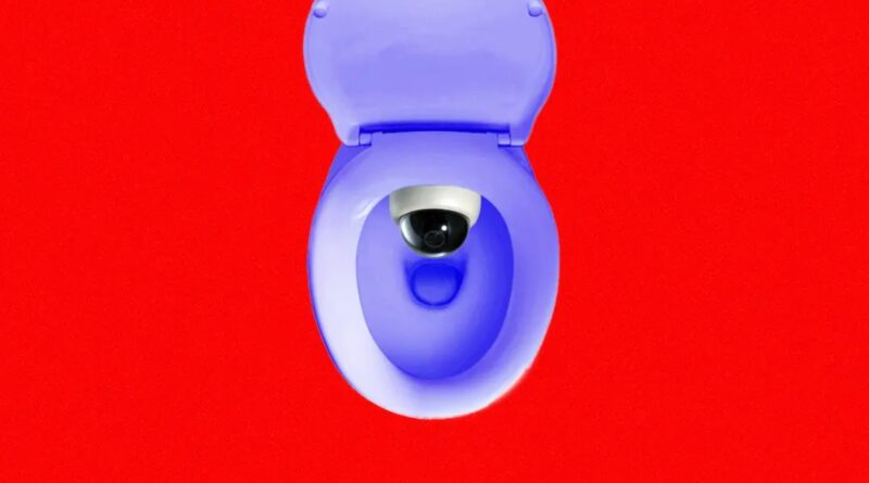 Scientists Working on Toilet That Identifies You by Your Butthole